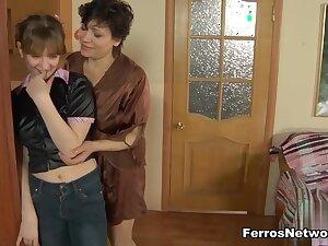 Mature Lesbian
